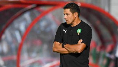 Photo of عموتة يتابع مباراة المحمدية وسيدي قاسم