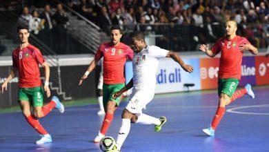 Photo of كأس العرب.. منتخب الفوت صال في المجموعة الثانية