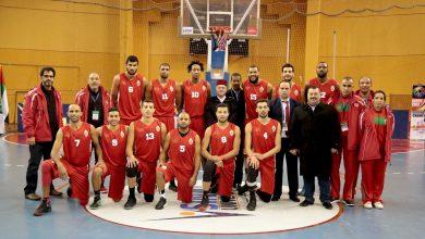 "Photo of منتخب السلة يصل لتونس استعدادا لنهائيات ""أفرو باسكيط"""