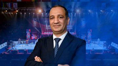 Photo of عضو جامعة الملاكمة ثالثا في سباق رئاسة الاتحاد الدولي