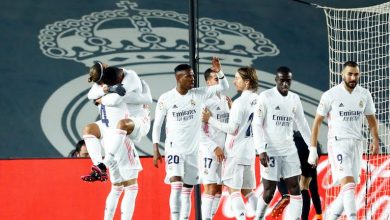 Photo of ريال مدريد بدون دفاع  أمام ليفانتي
