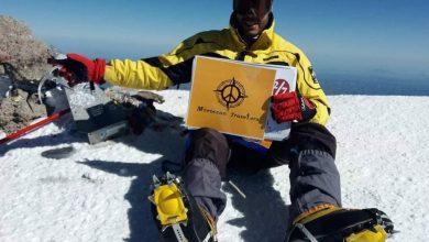 Photo of فيديو..الرجاوي وسيل في تحد رياضي للصعود إلى 7 أعلى قمم في العالم