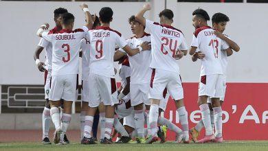Photo of المنتخب الوطني يتهيأ لقمة تونس