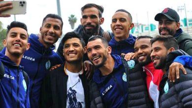 Photo of لاعبو الرجاء الدوليين يلتحقون بالتداريب