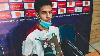 Photo of مولوع أفضل لاعب في مباراة المغرب وتنزانيا