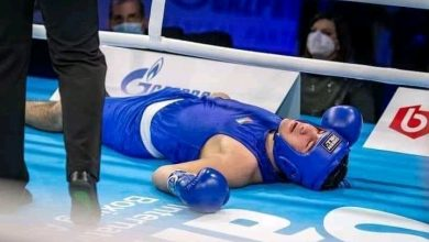 Photo of وفاة ملاكم بعد إصابته في الحلبة في بطولة العالم