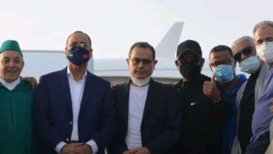 Photo of الرجاء يشكر سفير المغرب بالغابون