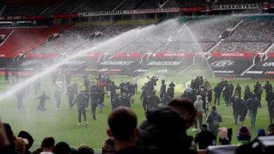 Photo of تأجيل مباراة مانشستر يونايتد وليفربول لأسباب أمنية